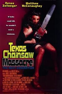 Texas Chainsaw Massacre The Next Generation poster