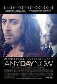 Any Day Now (2012) poster