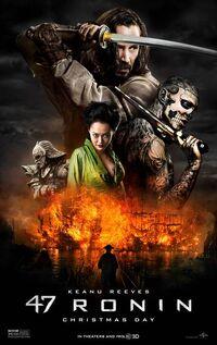 47 Ronin (2013) poster