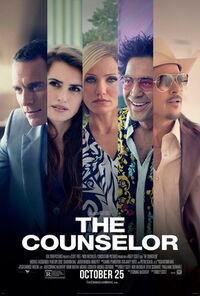 The Counsellor poster