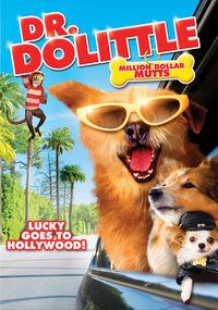 Dr. Dolittle Million Dollar Mutts poster