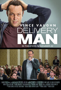 Delivery Man poster