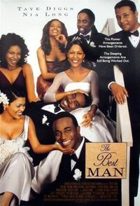 The Best Man (1999) poster
