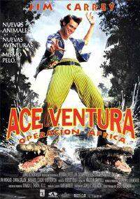 Ace Ventura When Nature Calls poster