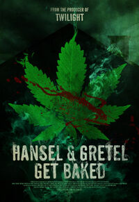 Hansel and Gretel Get Baked poster