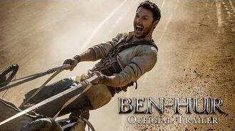 BEN-HUR Trailer (2016) - Paramount Pictures