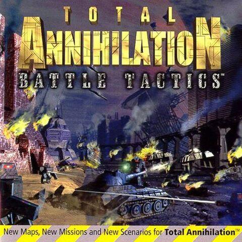 File:Total Annihilation - Battle Tactics Front Cover.jpeg