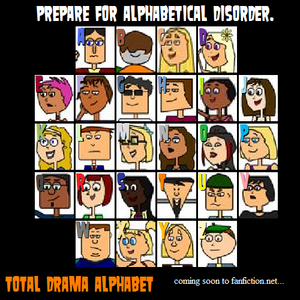 Total Drama Alphabet Promo by bad asp