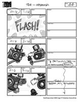Total Drama Action theme song storyboard (46)