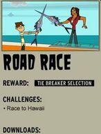 Episode info77 roadrace