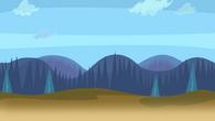 Back skywrap island