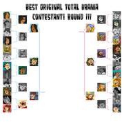 Best TD Original Castmate Round III