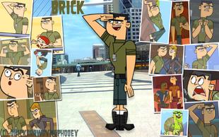 Total drama pix wallpaper brick by quickdrawdynophooey-d6qezuk