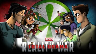 Total drama reality war by marcellsalek 26-daiu3or