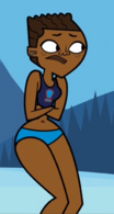 Sanders cold swimsuit