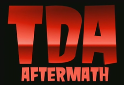 TDA Aftermath Logo