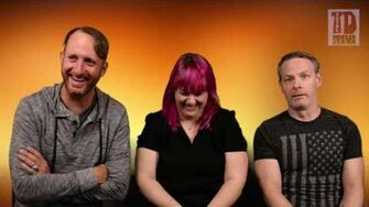 Total Drama Fandom Questions answered by Christine, Terry, and Christian!..