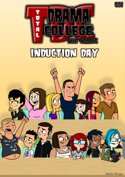 TDC - Induction - Cover