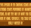 Cartoon Network edits