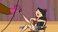 Heather kicks