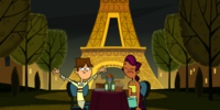 Can't Help Falling in Louvre