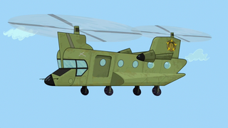 TDAS Helicopter