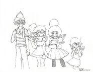 The Pasti Family