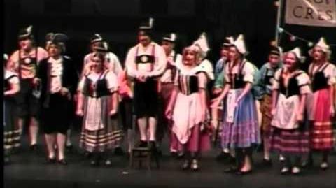 Sausage Roll Song - Gilbert & Sullivan, The Grand Duke