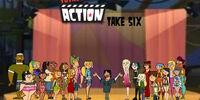 Total Drama Action Take Six
