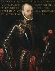 Lamoral, Count of Egmont