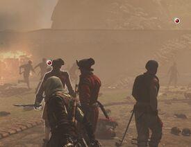 Battle of Fort Charlotte