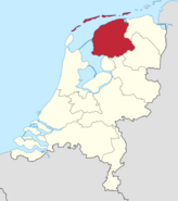 Friesland location