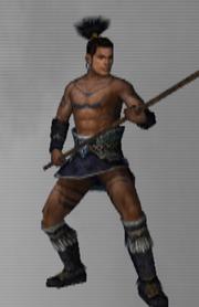 Nanman soldier