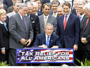 Bush tax cuts