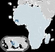 Guinea location