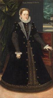 Maria Anna of Bavaria 1551-1608
