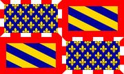 Flag of Burgundy