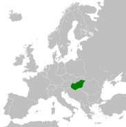 Communist Hungary location