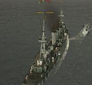 Kuma-class cruiser