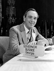 George Busbee