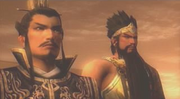 Cao Cao and Guan Yu