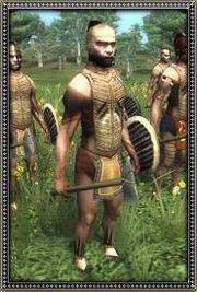 Chichimec Guachichil Warriors