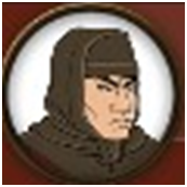 Uesugi Kenshin portrait