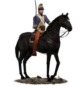 2nd Continental Light Dragoons