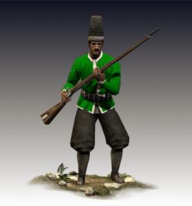 Nizam-I Cedit Rifles