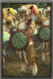 Aztec Jaguar Warriors (old)