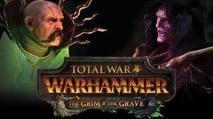 Total War WARHAMMER - Grim & The Grave Official Trailer (ESRB)