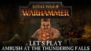 Total War WARHAMMER Gameplay Video - Dwarfs Let's Play