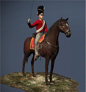Britain Horse Guards NTW