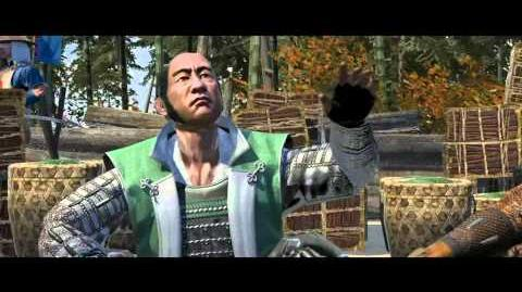 Shogun 2 Total War Hojo Intro